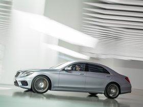 Ver foto 22 de Mercedes Clase S 63 AMG W222 2013