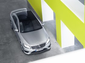 Ver foto 21 de Mercedes Clase S 63 AMG W222 2013