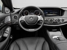 Ver foto 19 de Mercedes Clase S 63 AMG W222 2013