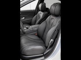 Ver foto 17 de Mercedes Clase S 63 AMG W222 2013