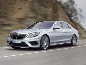 Ver foto 15 de Mercedes Clase S 63 AMG W222 2013