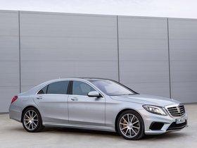 Ver foto 14 de Mercedes Clase S 63 AMG W222 2013