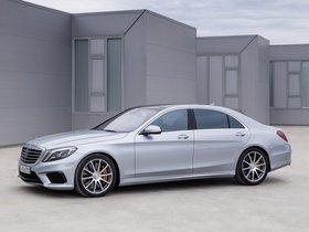 Ver foto 13 de Mercedes Clase S 63 AMG W222 2013