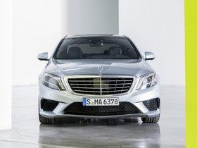 Ver foto 10 de Mercedes Clase S 63 AMG W222 2013