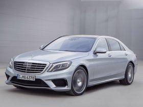 Ver foto 7 de Mercedes Clase S 63 AMG W222 2013