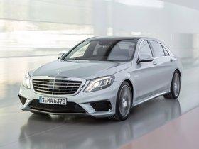 Ver foto 6 de Mercedes Clase S 63 AMG W222 2013