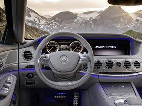 Ver foto 10 de Mercedes Clase S S63 AMG W222 2013