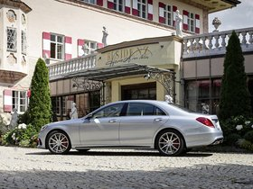 Ver foto 7 de Mercedes Clase S S63 AMG W222 2013