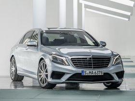 Ver foto 2 de Mercedes Clase S 63 AMG W222 2013