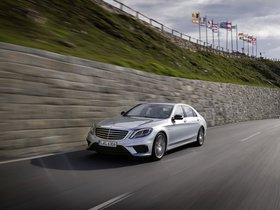 Ver foto 44 de Mercedes Clase S 63 AMG W222 2013