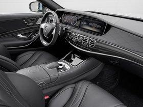 Ver foto 32 de Mercedes Clase S 63 AMG W222 2013
