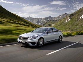 Ver foto 42 de Mercedes Clase S 63 AMG W222 2013