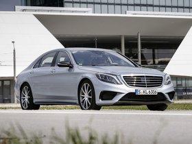Ver foto 36 de Mercedes Clase S 63 AMG W222 2013