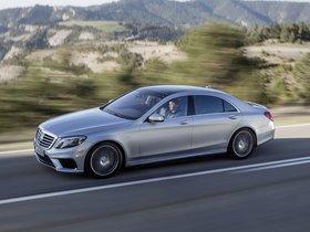 Ver foto 31 de Mercedes Clase S 63 AMG W222 2013