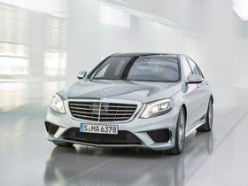 Ver foto 29 de Mercedes Clase S 63 AMG W222 2013