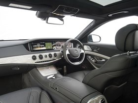 Ver foto 15 de Mercedes Clase S S63 AMG W222 UK 2013