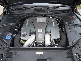 Ver foto 13 de Mercedes Clase S S63 AMG W222 UK 2013