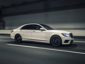 Ver foto 11 de Mercedes Clase S S63 AMG W222 UK 2013
