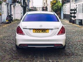 Ver foto 10 de Mercedes Clase S S63 AMG W222 UK 2013