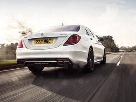 Ver foto 8 de Mercedes Clase S S63 AMG W222 UK 2013
