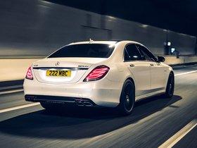 Ver foto 7 de Mercedes Clase S S63 AMG W222 UK 2013