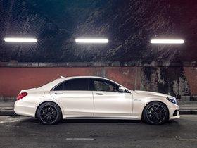 Ver foto 6 de Mercedes Clase S S63 AMG W222 UK 2013