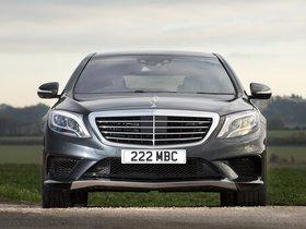 Ver foto 23 de Mercedes Clase S S63 AMG W222 UK 2013