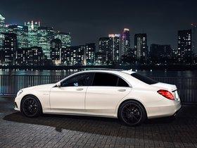 Ver foto 4 de Mercedes Clase S S63 AMG W222 UK 2013