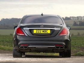 Ver foto 20 de Mercedes Clase S S63 AMG W222 UK 2013