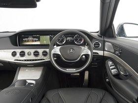 Ver foto 16 de Mercedes Clase S S63 AMG W222 UK 2013