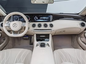 Ver foto 15 de Mercedes AMG S65 Cabriolet A217 2016