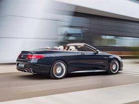 Ver foto 6 de Mercedes AMG S65 Cabriolet A217 2016