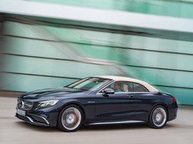 Ver foto 5 de Mercedes AMG S65 Cabriolet A217 2016