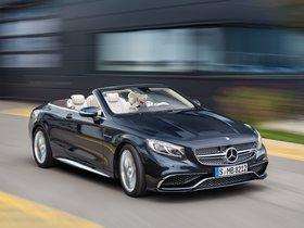 Ver foto 1 de Mercedes AMG S65 Cabriolet A217 2016