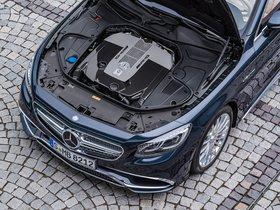 Ver foto 13 de Mercedes AMG S65 Cabriolet A217 2016