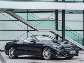 Ver foto 10 de Mercedes AMG S65 Cabriolet A217 2016