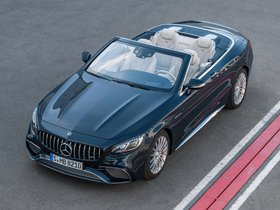 Fotos de Mercedes AMG S65 Cabriolet A217 2017