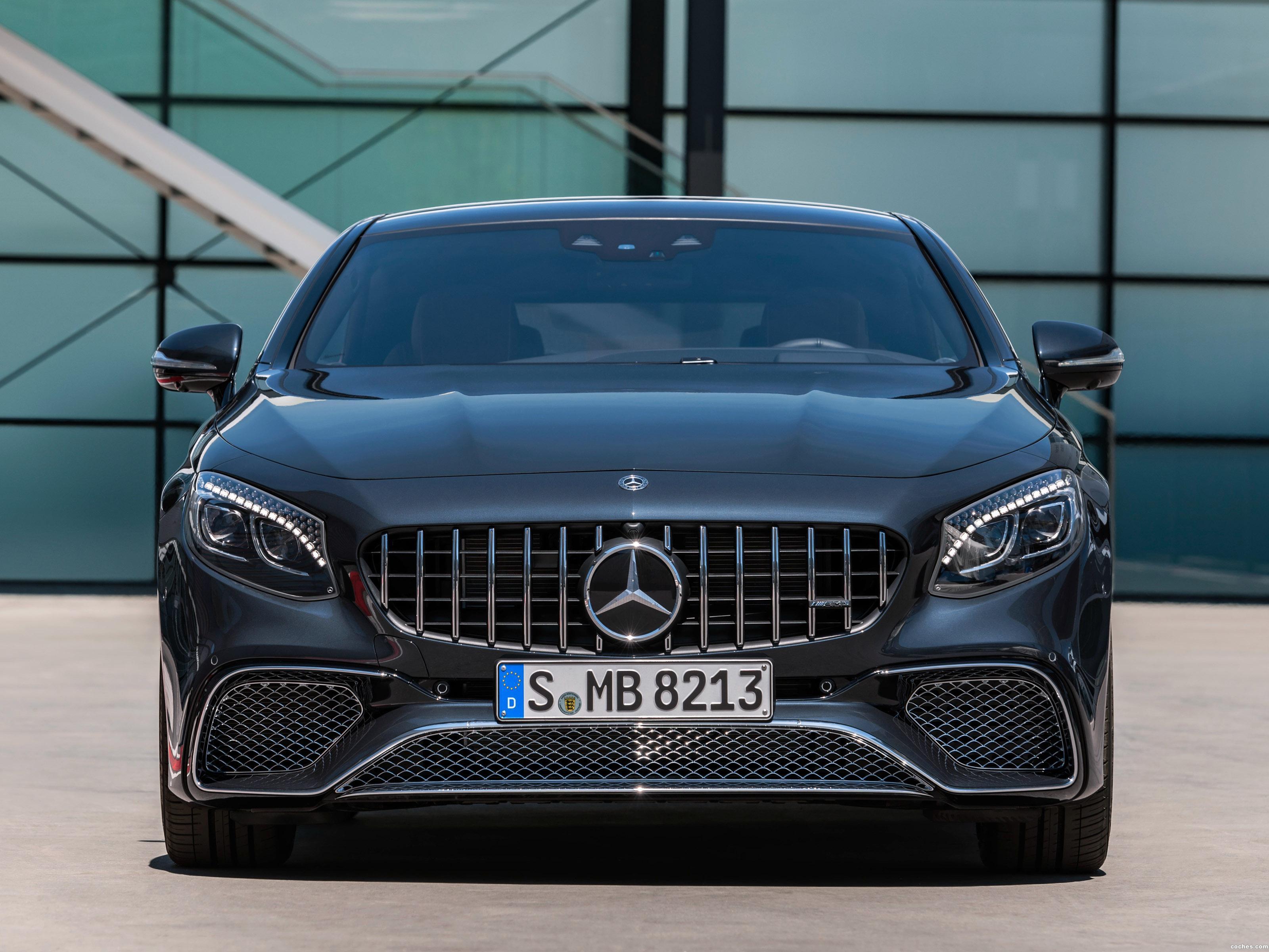 Foto 1 de Mercedes AMG S65 Coupe C217 2017