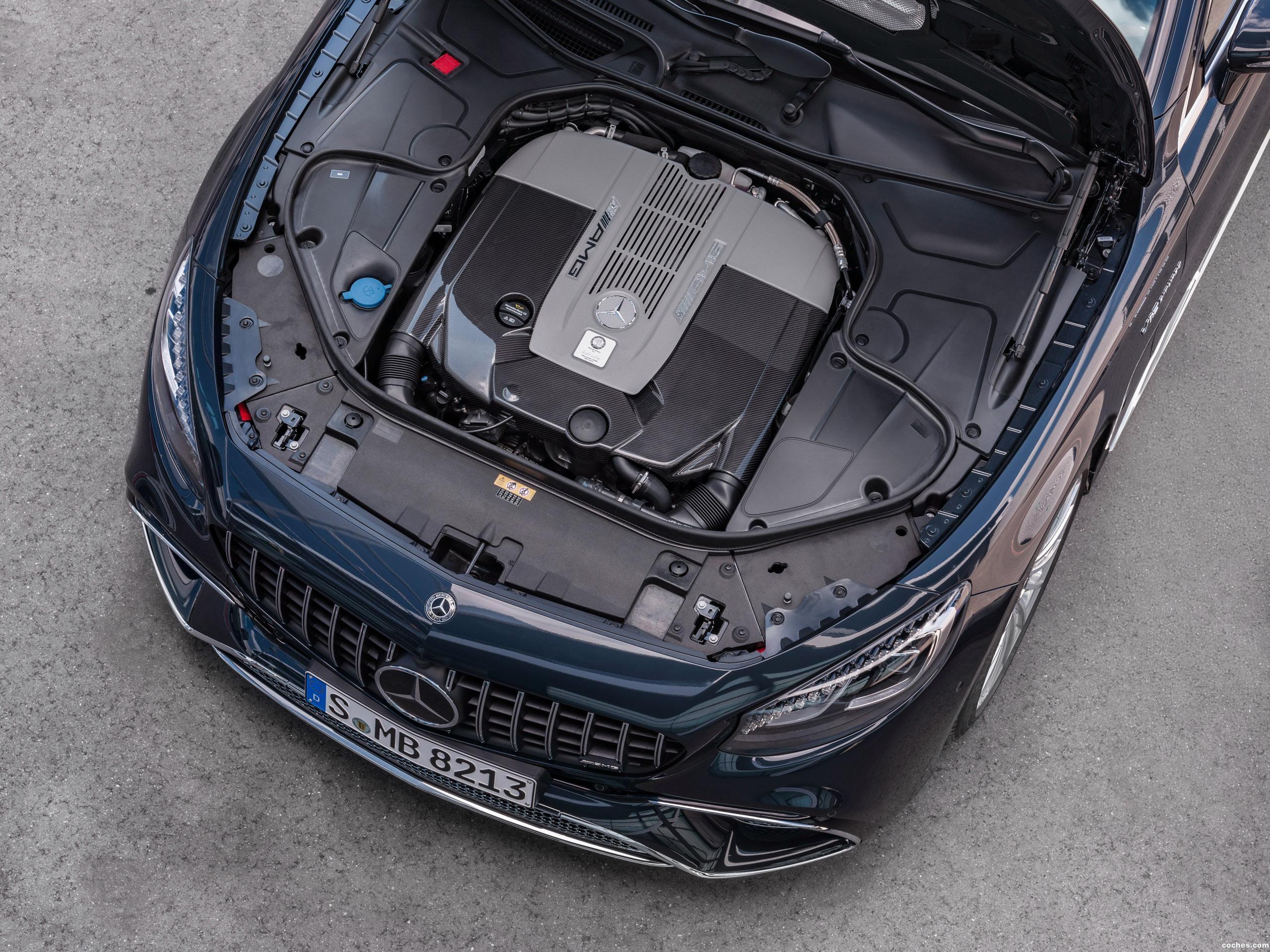 Foto 8 de Mercedes AMG S65 Coupe C217 2017