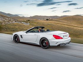 Ver foto 17 de Mercedes AMG SL 63 R231 2015