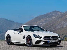 Ver foto 16 de Mercedes AMG SL 63 R231 2015
