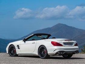 Ver foto 13 de Mercedes AMG SL 63 R231 2015