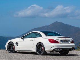 Ver foto 12 de Mercedes AMG SL 63 R231 2015