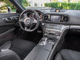 Ver foto 29 de Mercedes AMG SL 63 R231 2015