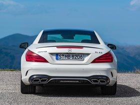 Ver foto 11 de Mercedes AMG SL 63 R231 2015