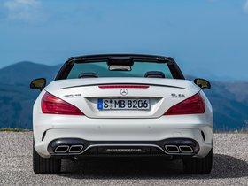 Ver foto 10 de Mercedes AMG SL 63 R231 2015