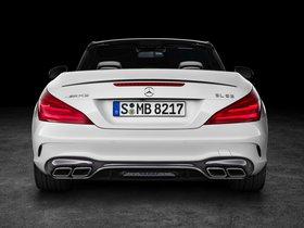 Ver foto 3 de Mercedes AMG SL 63 R231 2015