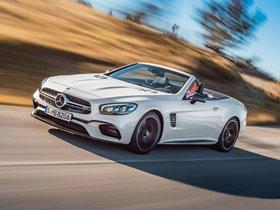 Ver foto 25 de Mercedes AMG SL 63 R231 2015