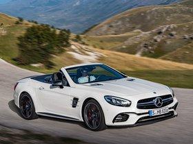 Ver foto 23 de Mercedes AMG SL 63 R231 2015