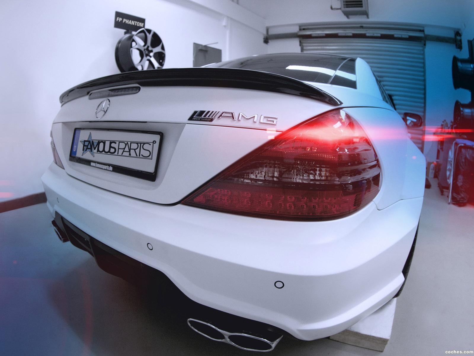 Foto 1 de Mercedes Clase SL SL500 AMG Famous Parts 2013